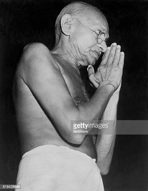 Aside from his role in the winning of India's independence Mahatma Gandhi rates as one of the greatest spiritual leaders of our times