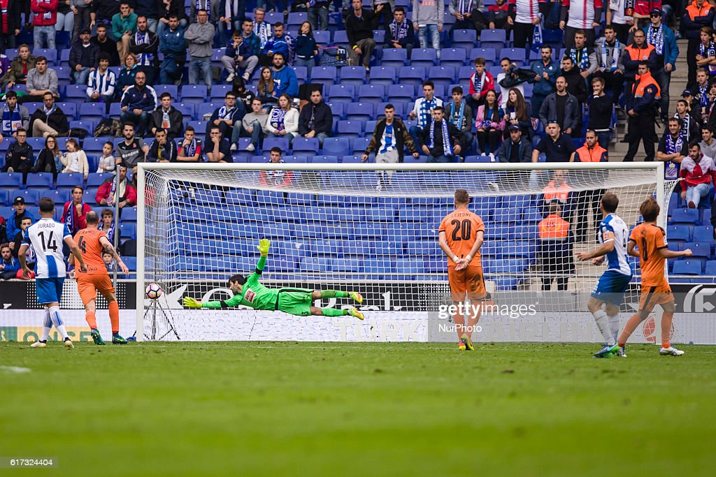 RCD Espanyol v SD Eibar - La Liga : News Photo