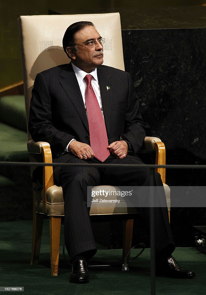 UN General Assembly Convenes In New York