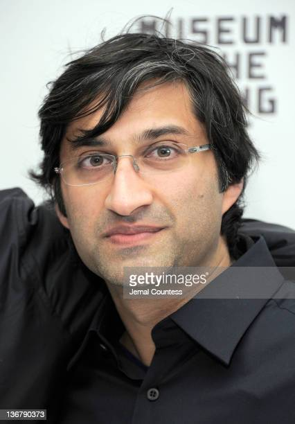 Asif Kapadia attends the 5th Annual Cinema Eye Honors for Nonfiction Filmmaking at the Museum of the Moving Image on January 11 2012 in the Queens...