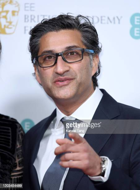 Asif Kapadia attends the EE British Academy Film Awards 2020 Nominees' Party at Kensington Palace on February 01 2020 in London England
