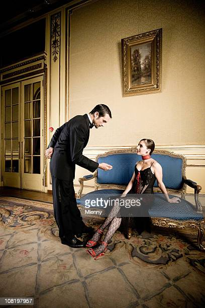 ask for a tango - ballroom stock pictures, royalty-free photos & images