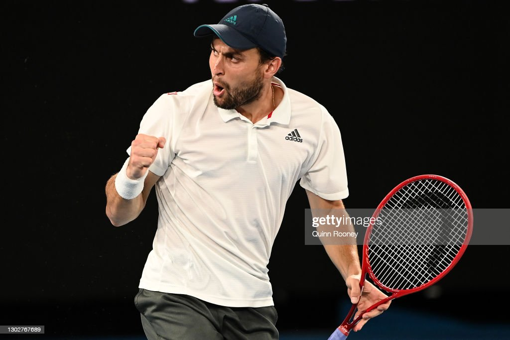 2021 Australian Open: Day 11 : News Photo