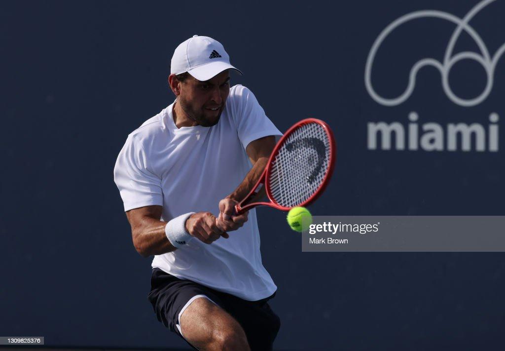 2021 Miami Open - Day 8 : News Photo