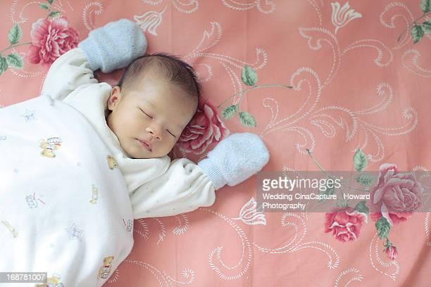 Asleep Angel