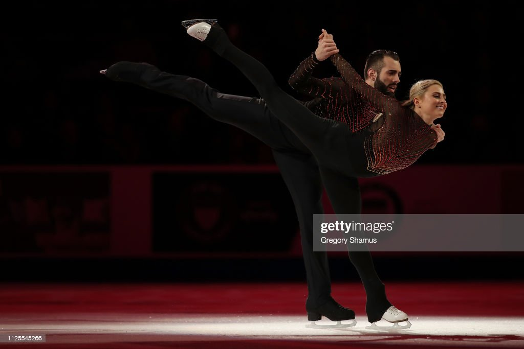 2019 U.S. Figure Skating Championships - Day 6 : News Photo