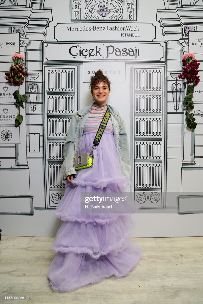 TUR: Celebrity Sightings - Mercedes-Benz Fashion Week Istanbul - March 2019 - Day 3