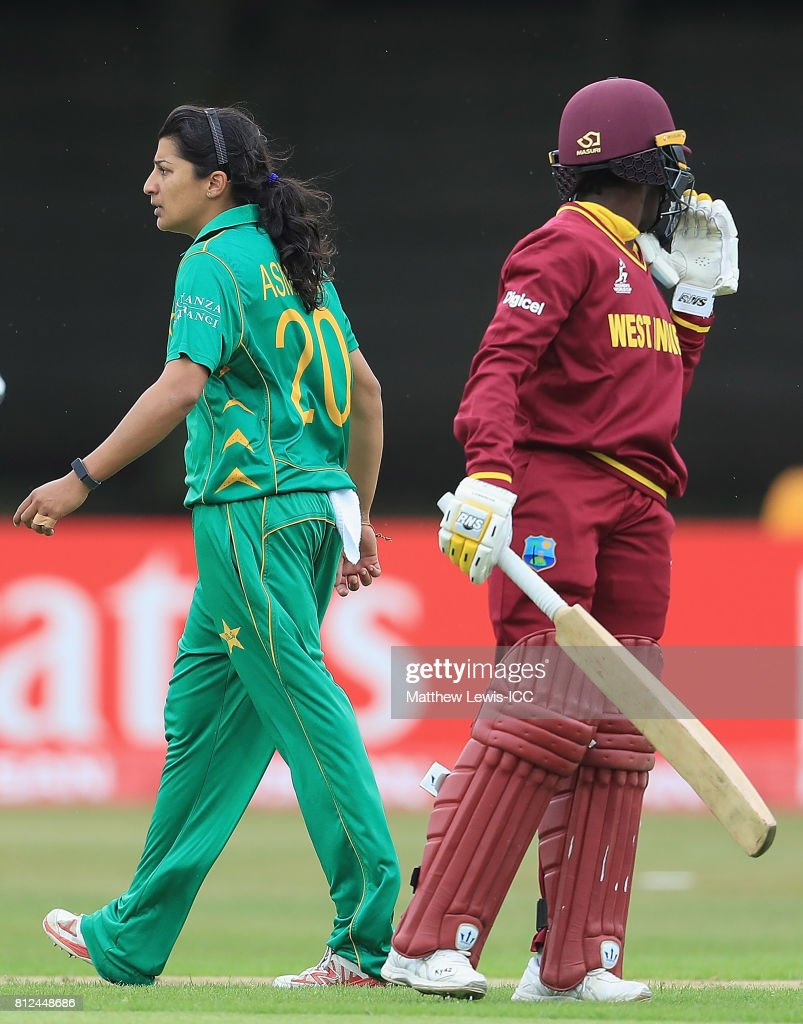 West Indies v Pakistan - ICC Women's World Cup 2017