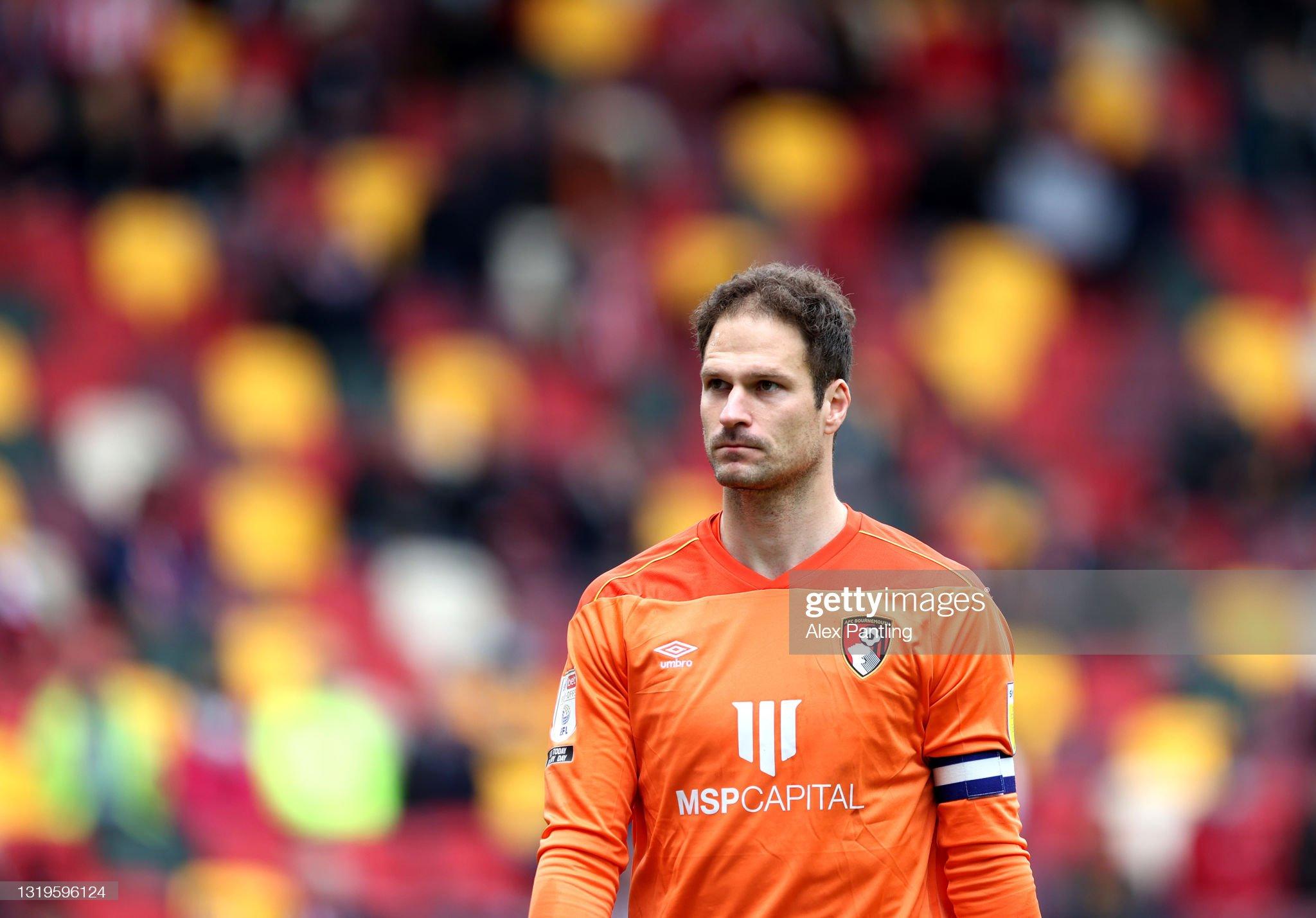 Brentford v AFC Bournemouth - Sky Bet Championship Play-off Semi Final 2nd Leg : ニュース写真