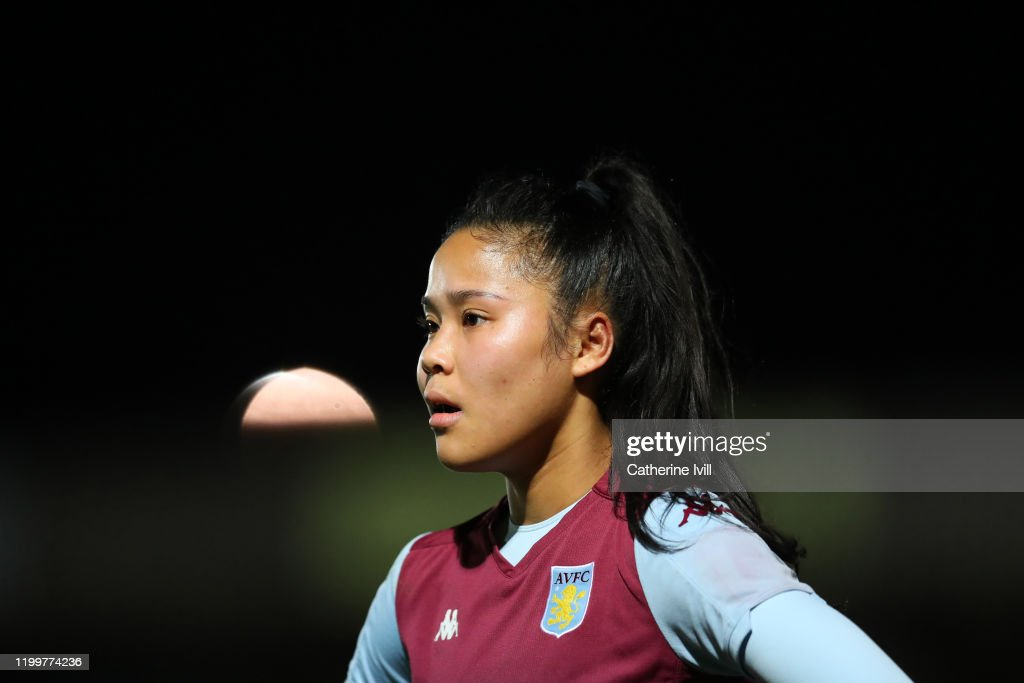 Chelsea Women v Aston Villa Women - FA Women's Continental League Cup: Quarter-Final : News Photo