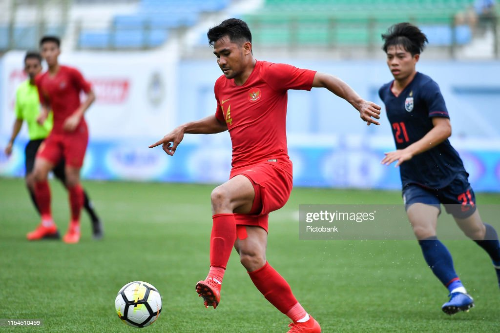 Thailand U-22 v Indonesia U-22 - International Friendly : ニュース写真
