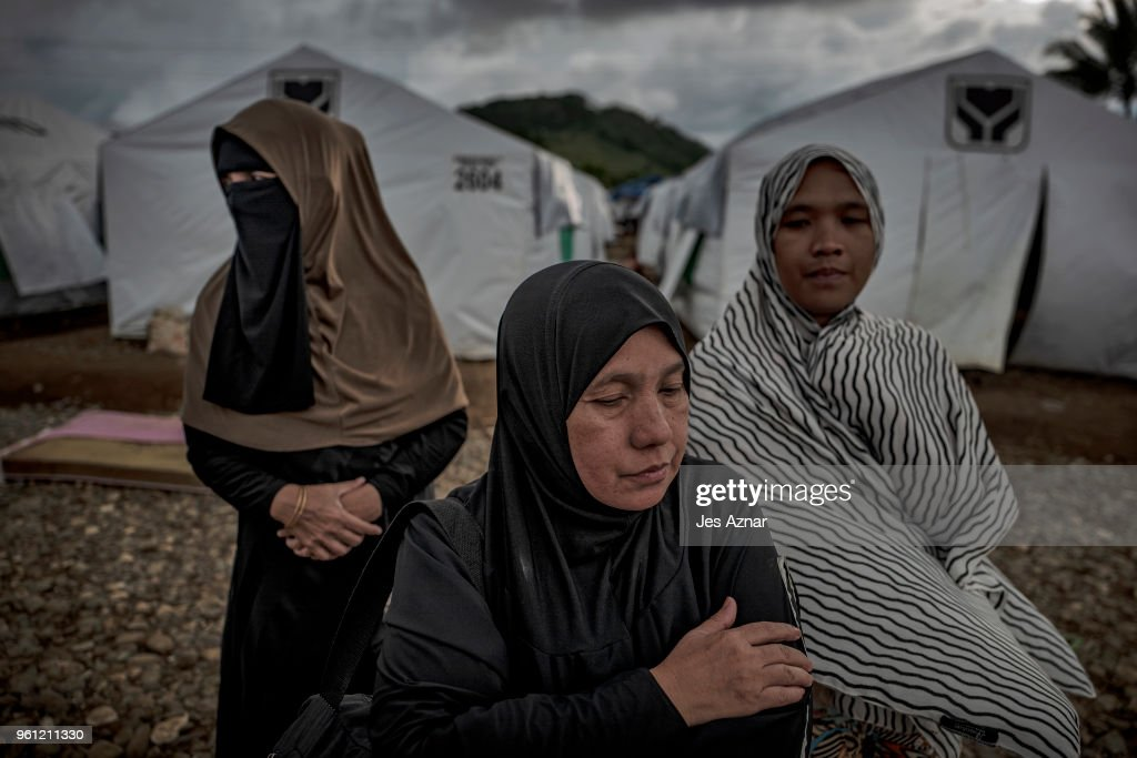 Filipino Muslims Remain In Limbo One Year Since The Marawi Siege