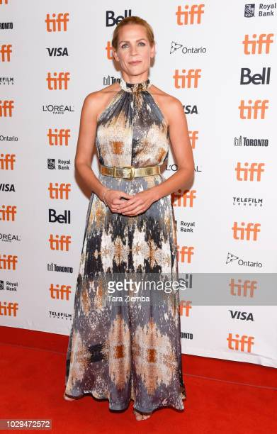 Asne Seierstad attends the '22 July' premiere during 2018 Toronto International Film Festival at The Elgin on September 8 2018 in Toronto Canada