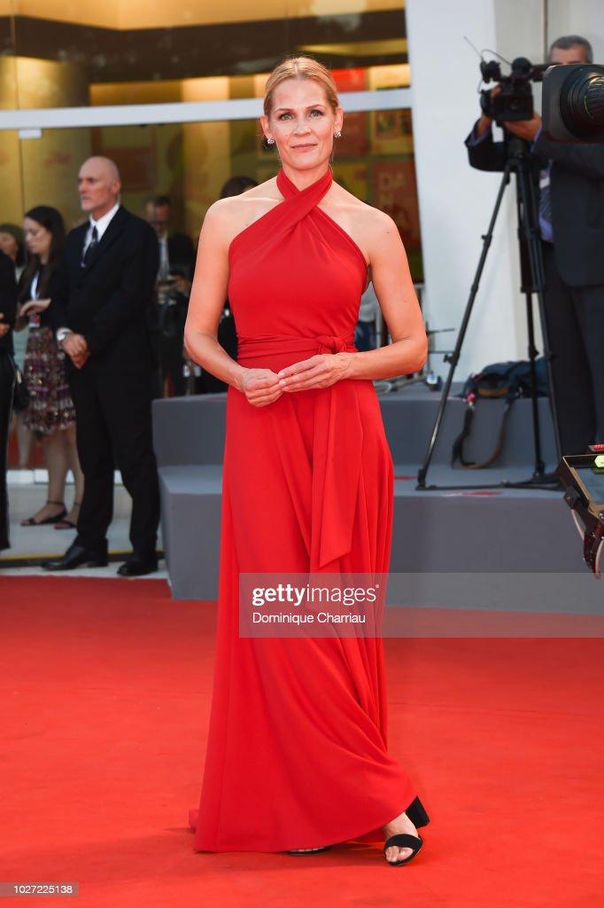 ITA: 22 July Red Carpet Arrivals - 75th Venice Film Festival