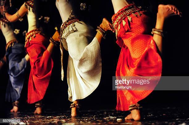 Aspara Dancers in Cambodia