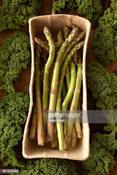 Asparagus in Carton