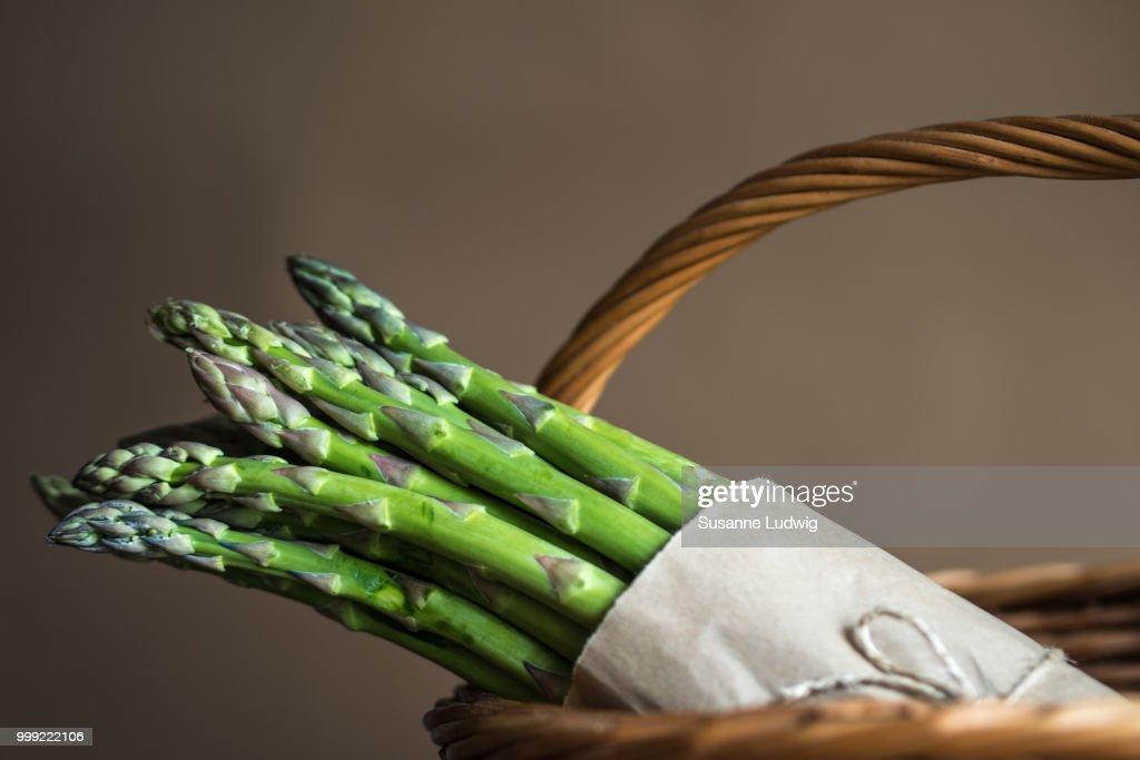 Asparagus (1) : Stock Photo