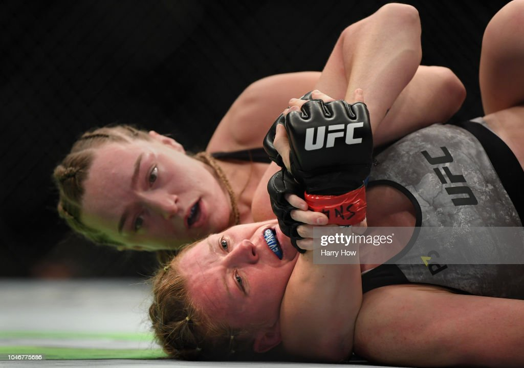 UFC 229: Ladd v Evinger : News Photo