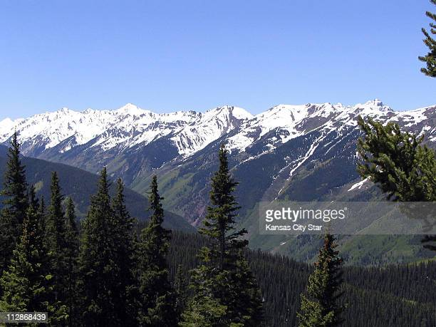 Aspen Mountain has two distinct sides joined by a saddle with the higher 11212foot Bell Mountain to the east now served by a swanky gondola leaving...