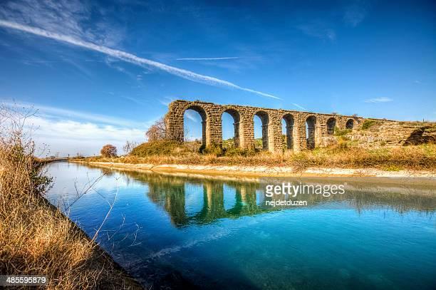 Aspendos Aqueduct, Turkey