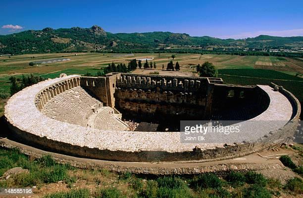 Aspendos Roman Theatre.