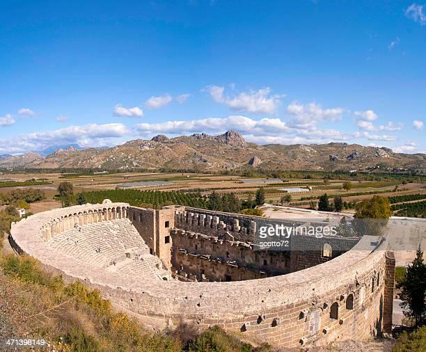 Aspendos Roman Theatre, Turkey