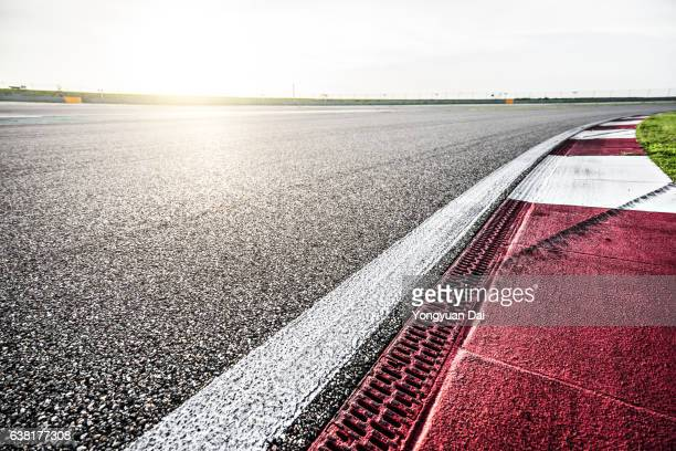 asphalt road - motorsport stock pictures, royalty-free photos & images