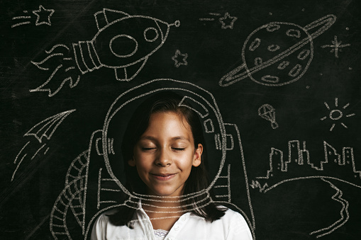 aspirations to be an astronaut - gettyimageskorea