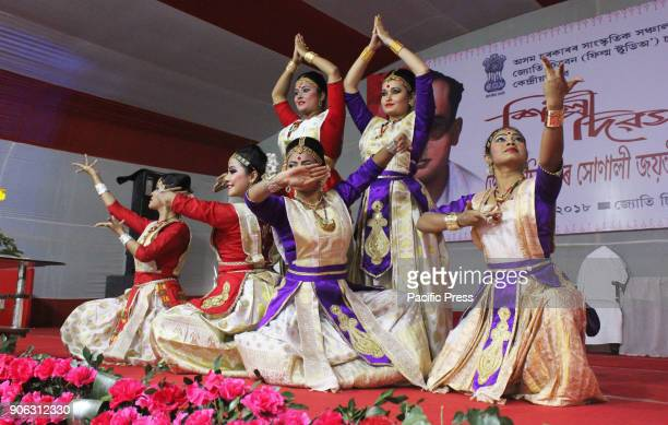 Assam celebrated Silpi Divas across the state to commemorate the death anniversary of Jyotiprasad Agarwala Snapshot of state level competitions and...