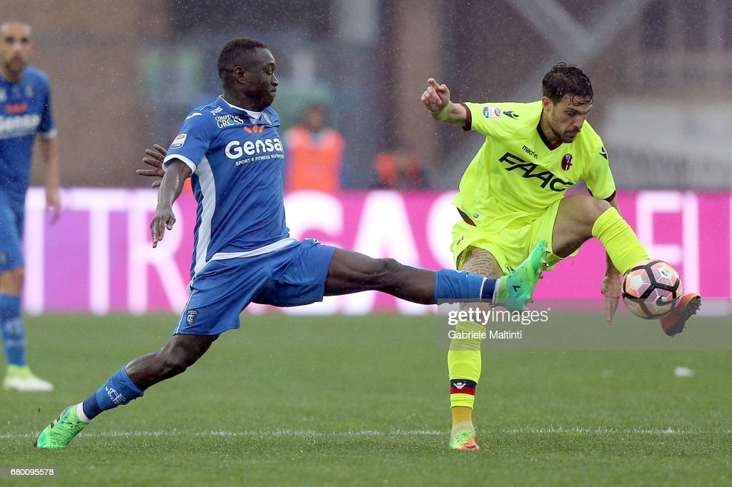 Empoli FC v Bologna FC - Serie A : Photo d'actualité