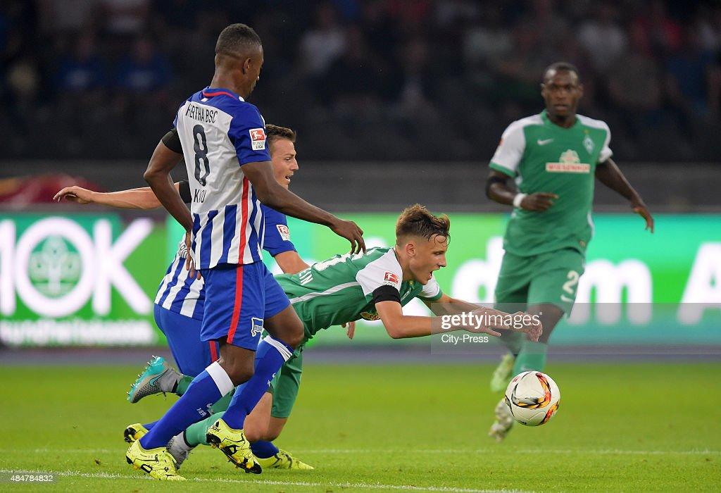 Hertha BSC v SV Werder Bremen - 1. Bundesliga