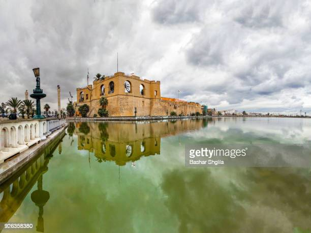 assaraya alhamra - tripoli libya stock pictures, royalty-free photos & images