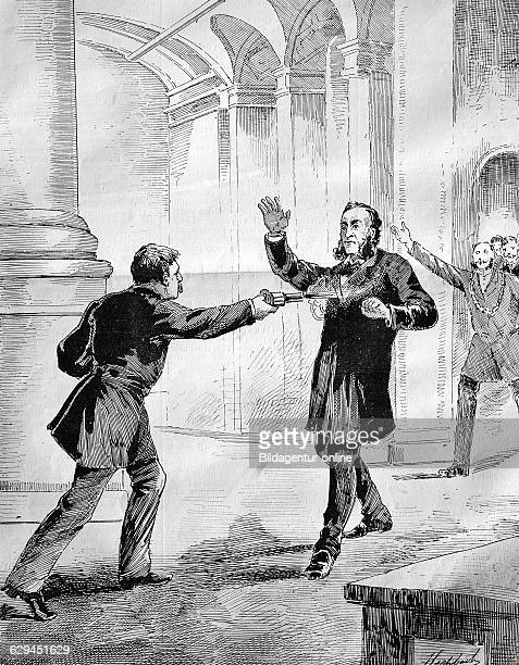Assassination attempt to jules ferry a french ministerpresident