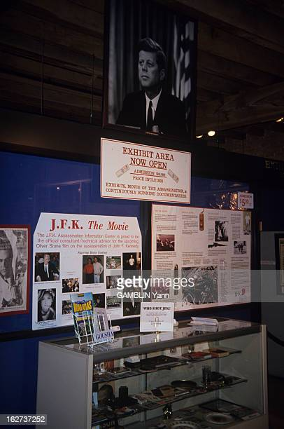 In Surgeon Questions The Autopsy Report Dallas avril 1992 Musée de l'assassinat de John Fitzgerald KENNEDY