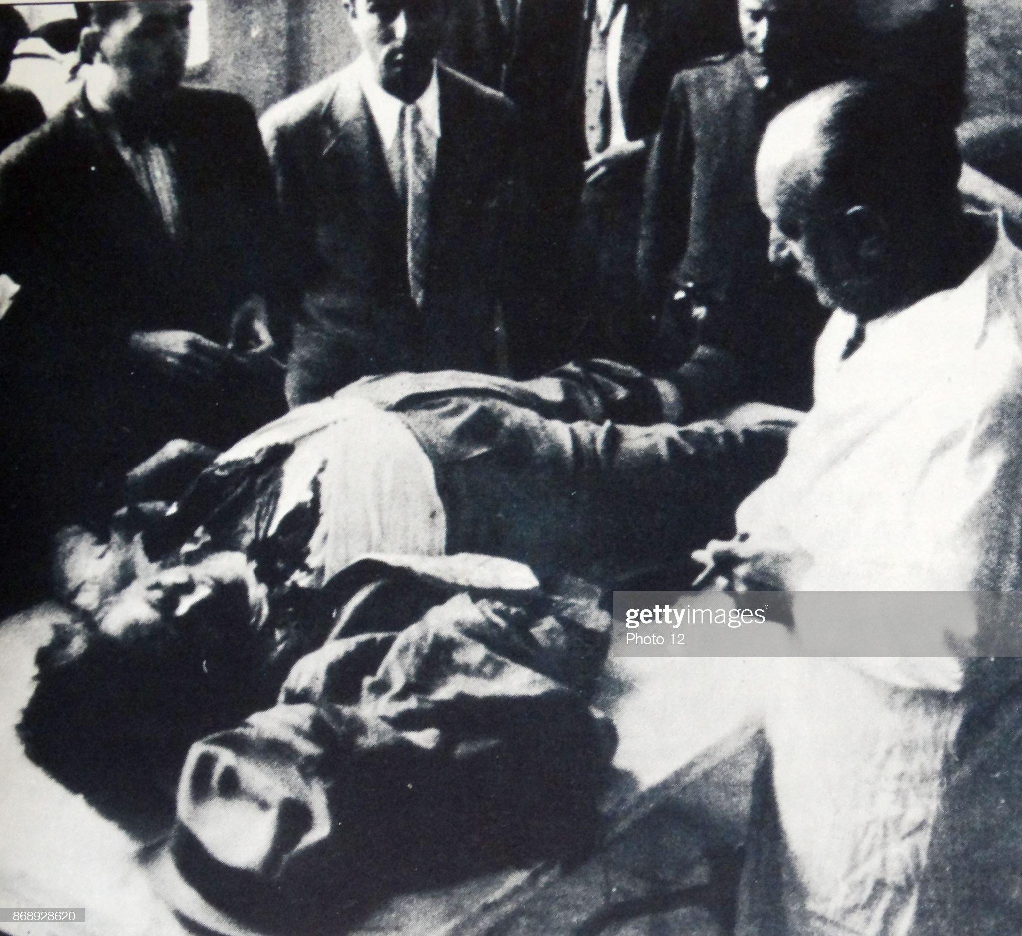 Assassination of Jose Calvo Sotelo. : Fotografía de noticias