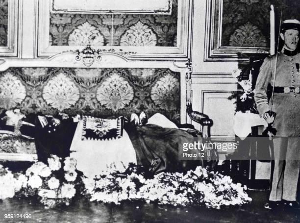 Assassination of King Alexander I of Serbia in Marseilles France 1934