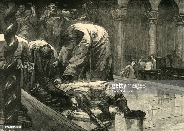 Assassination of the Emperor Leo V' 1890 Leo V the Armenian Emperor of the Byzantine Empire from 813 to 820 was assassinated by supporters of Michael...
