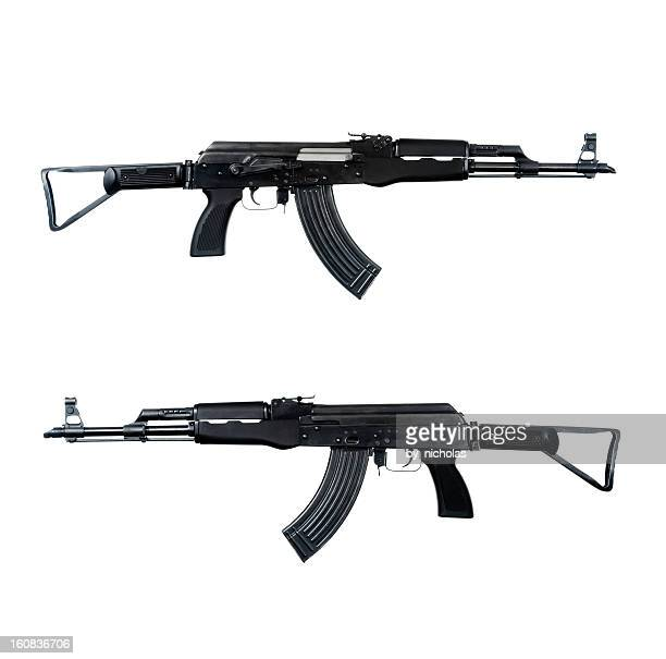 AK - 47 ataque rifle
