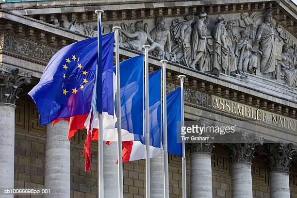 assemble nationale, paris, france - politics photos et images de collection