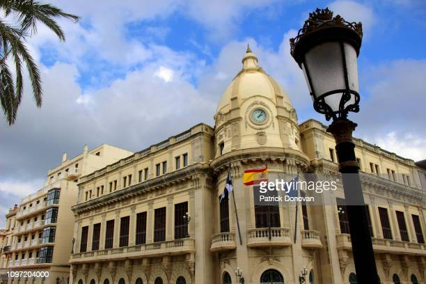 assembly of ceuta, ceuta, spain - ceuta fotografías e imágenes de stock