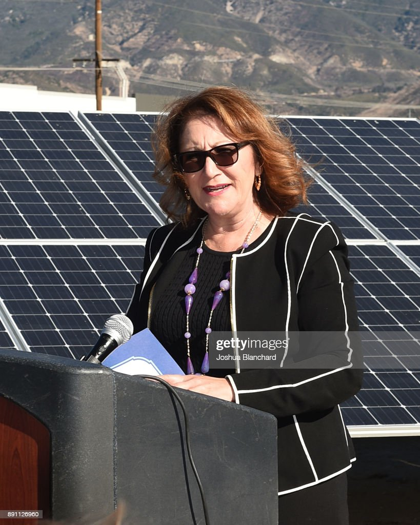 Mars Petcare San Bernardino Solar Garden Unveiling