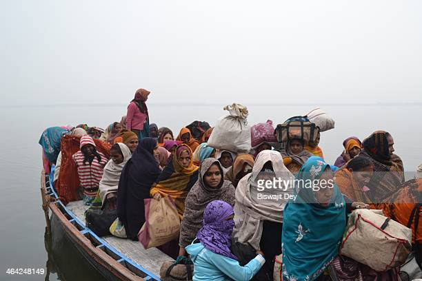 CONTENT] Assi Ghat furthest south of the main ghats of Varanasi India is particularly important as the River Asi meets the River Ganges near here and...