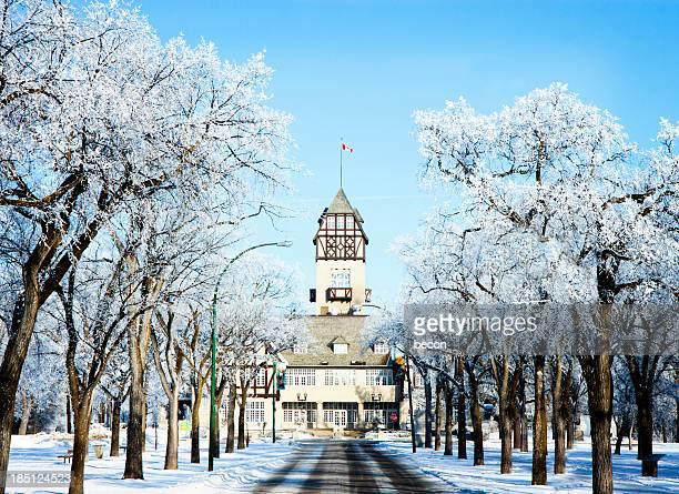 Assiniboine Parque Jardim Winnipeg
