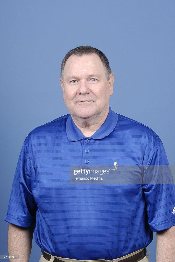 Assistant coach Brendan Malone...