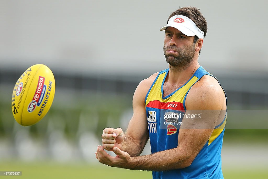 Gold Goast Suns Training Session