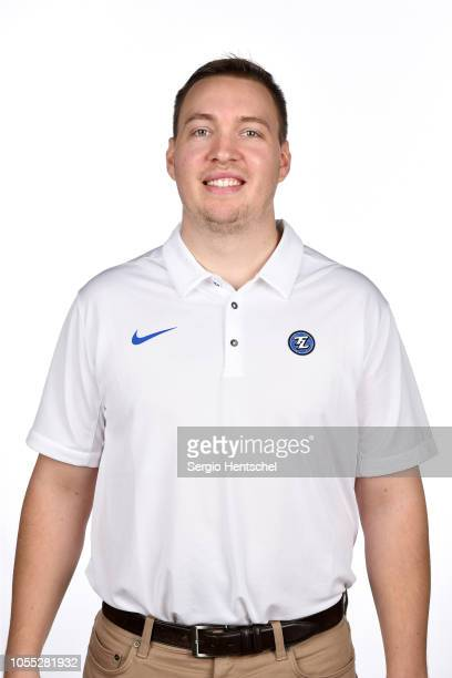Assistant Coach DJ Nelson of the Texas Legends poses for a head shot during the NBA GLeague media day at Dr Pepper Arena in Frisco Texas NOTE TO USER...