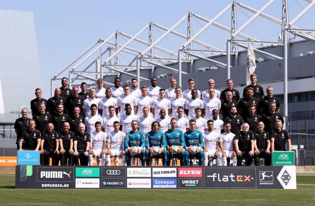 DEU: Borussia Moenchengladbach Team Presentation