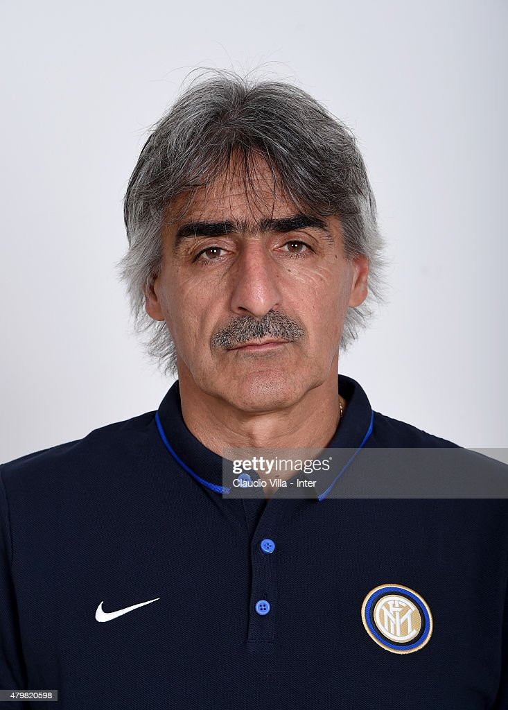 FC Internazionale Official Headshots : News Photo