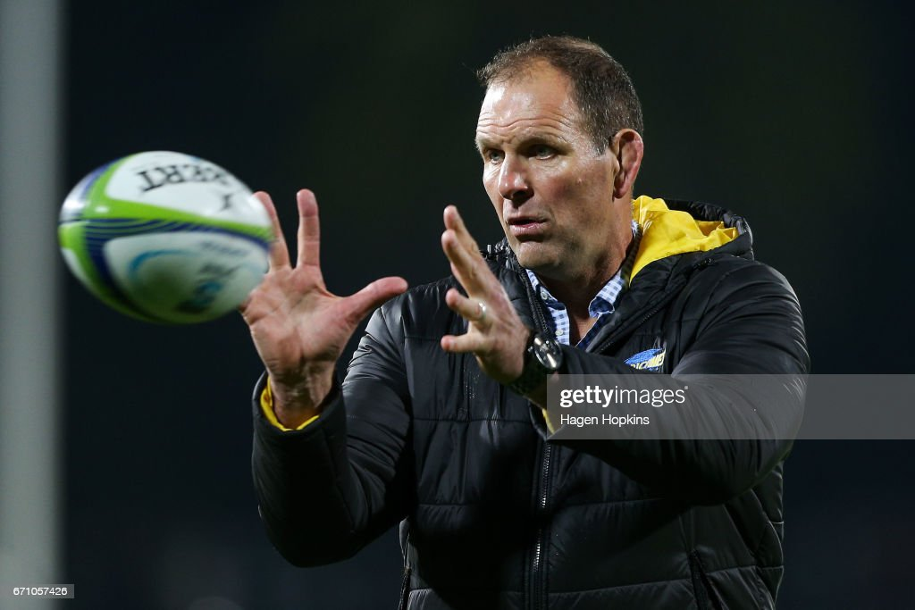 Super Rugby Rd 9 - Hurricanes v Brumbies