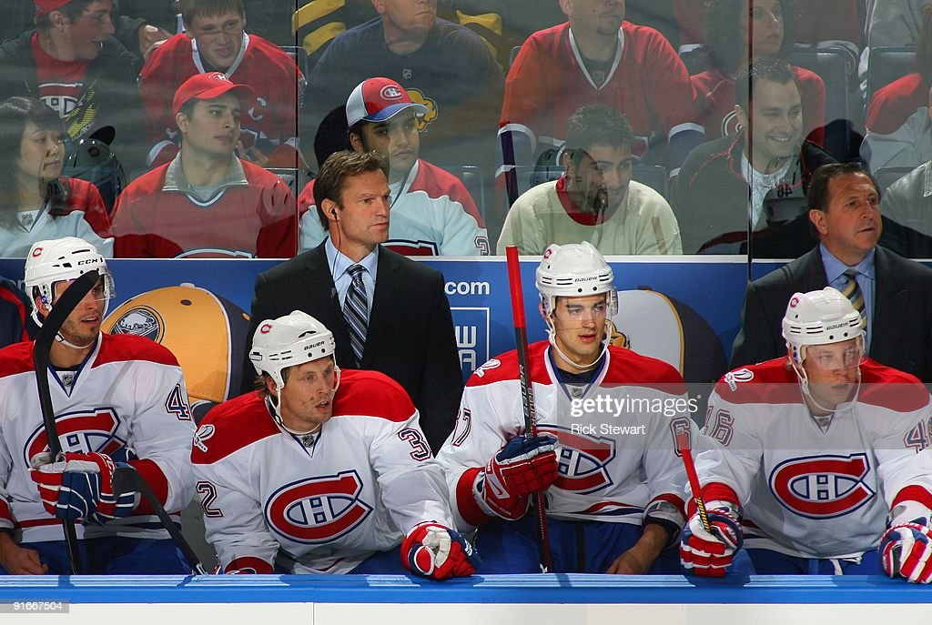 Montreal Canadiens v Buffalo Sabres : News Photo